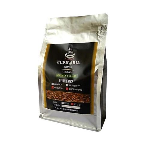 Green Bean Robusta Aceh Gayo (1kg) : Euphoria Coffee
