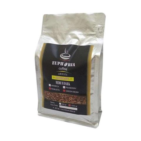 Green Bean Robusta Sidikalang (1kg) : Euphoria Coffee