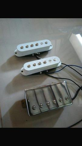 > Jual Pickup Single Coil Korea Jinwoo Humbucker HSS Copotan Squier < [Jogja/Kirim2]