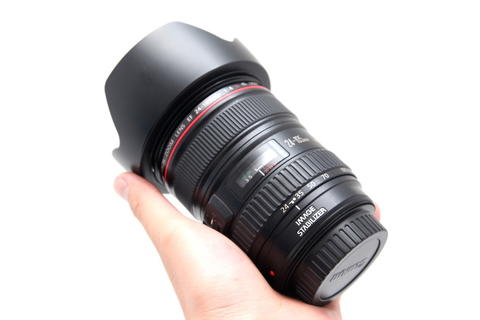 Lensa Canon 24-105mm F4L IS USM Mulus Murahhh 24-105