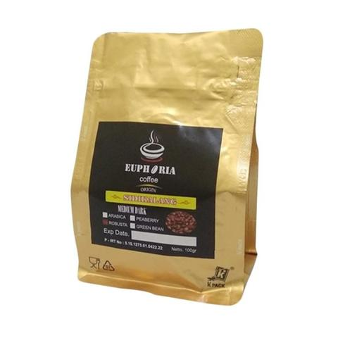 Specialty Kopi Robusta Sidikalang (100g) : Euphoria Coffee