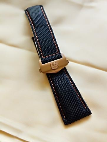 Strap Kanvas Tag Heuer not Leather Strap