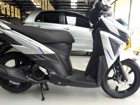 Yamaha Mio Soul gt eagle ace th 2017 bisa kredit Dp 1 juta