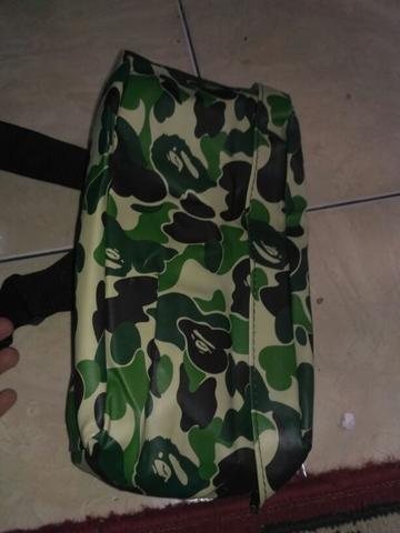bape waistbag