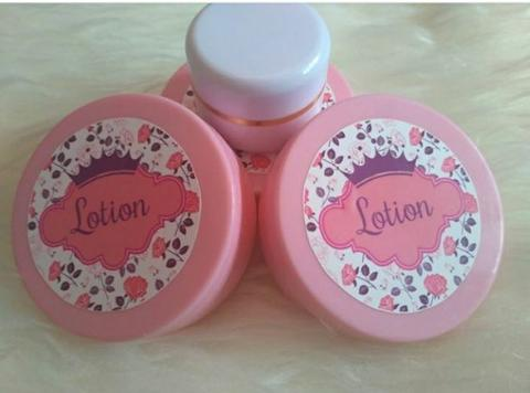 Cream Wajah dan Lotion Glowing