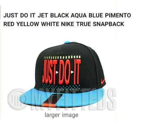 topi nike true just do it original