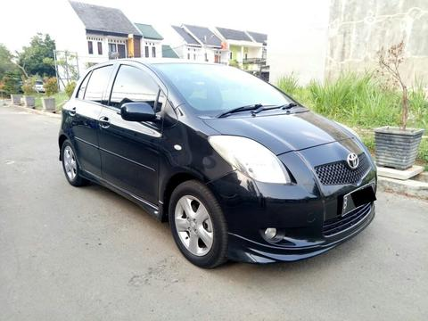 Toyota Yaris S Limited a/t th2006 dp10 istimewa