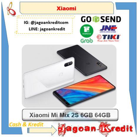 Xiaomi Mi Mix 2S 6GB 128GB - Kredit Hp Murah 3 Mnt & Cash