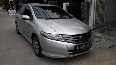 Honda City Type E / RS Matic Th.2009 Silver Cepat Saja