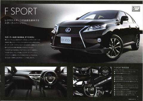 Headlamp LED Lexus Rx450h facelift