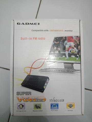 Tv Turner Gadmei 3810