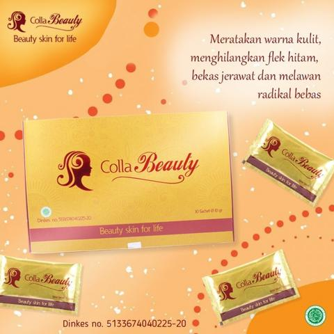 Pemutih Herbal Colla Beauty