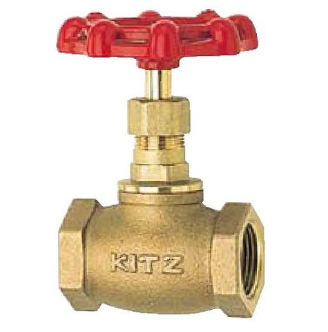 BRONZE GLOBE VALVE, THREADED END
