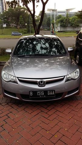 CIVIC 1.8 AT 2008