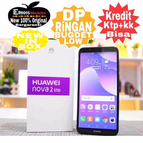 Huawei Nova 2 Lite 32/3GB-New Original Cash/Kredit Dp 600Rb Call/wa;081905288895
