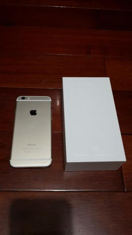 Iphone 6 16GB Warna Gold