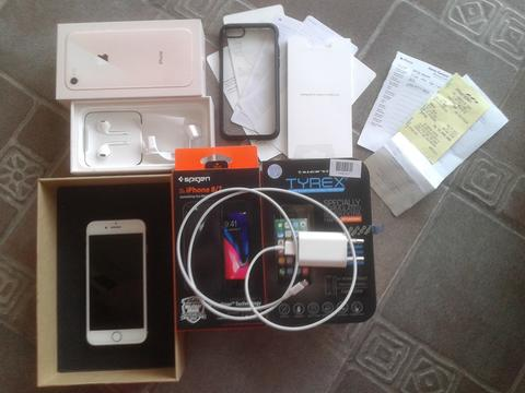 iPhone 8 64GB GOLD (Resmi IBOX)