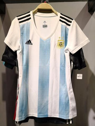 Jersey Bola Argentina Home Ladies World Cup (Piala Dunia) 2018
