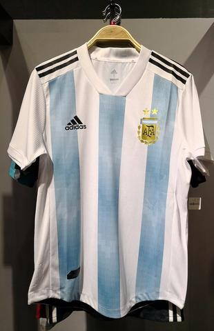 Jersey Bola Argentina Home World Cup (Piala Dunia) 2018