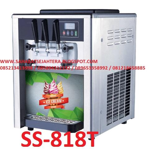 JUAL SOFT ICE CREAM MACHINE SERAFIM