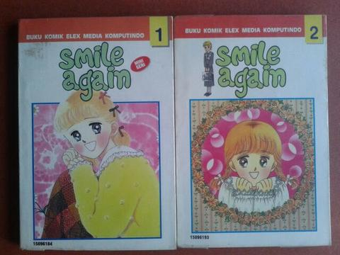 Komik SMILE AGAIN