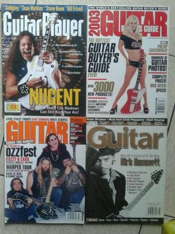 Majalah GUITAR PLAYER-December 2002