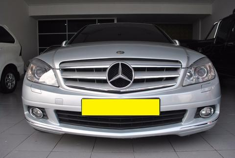 Mercedes Benz C280 AT 2010,High Performance Premium Sedan