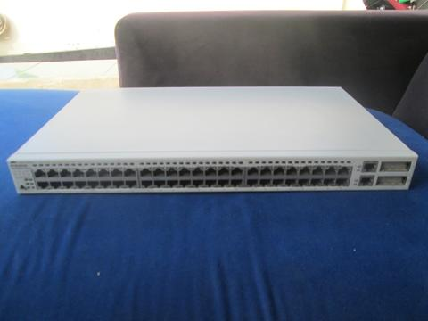 Switch Hub Manageable Allied Telesyn AT-8350GB 48 Port 2 Port Gbic 2 Port Gigabit