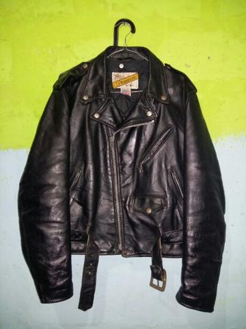 Schott perfecto 618 size 40 jaket kulit bikers rock n roll ramones leather jacket