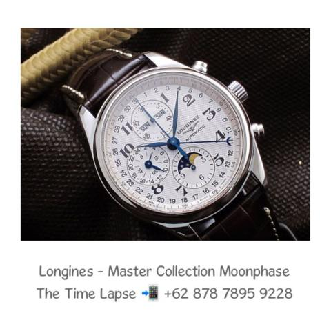 Longines - Master Collection Moonphase