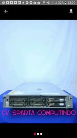 SERVER HP DL380 G4 XEON siap tempur