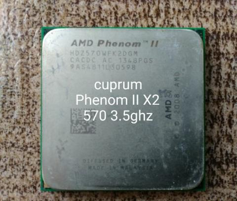Phenom II 570 3.5 ghz