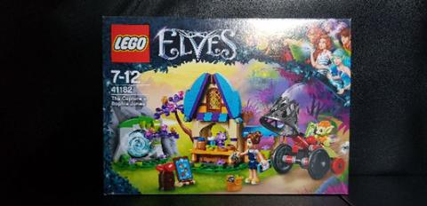 lego elves capture of sophie 41182