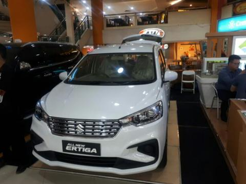 suzuki all new ertiga gl