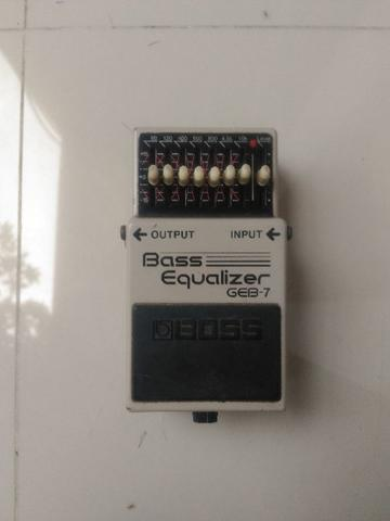 boss bass equalizer geb7 geb 7