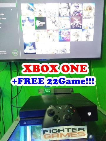 Xbox One 1TB +FREE 22GAME!!! Play