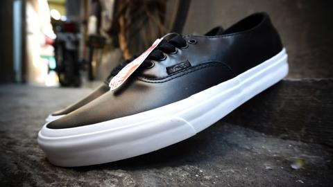 Vans Authentic Decon Smooth Leather DX