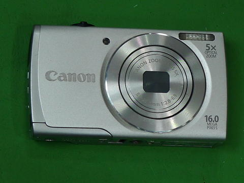 Canon Powershot A2600 camera digital koleksi