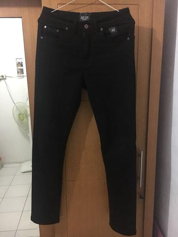 Celana Roots Jeans (not Uniqlo Nudie Jeans Aye Denim Levis)