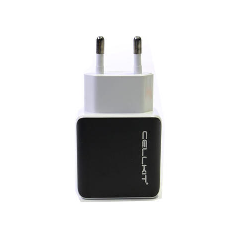 CHARGER USB CELLKIT 521 2 OUTPUT USB (CK 521)
