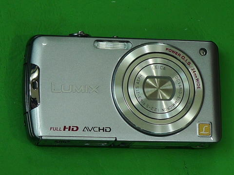 Panasonic Lumix DMC FX700 camera digital koleksi lens Leica