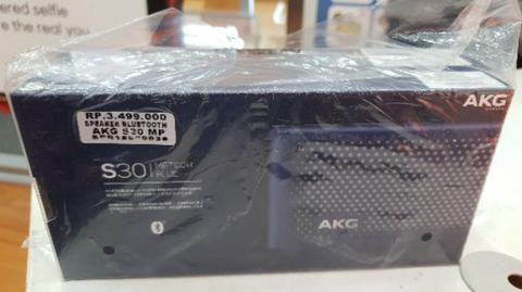 bluetooth speaker akg s30 baru original 100%