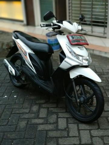 Honda beat th 2012 pajak idup, mesin joss, no vario, scoopy, spacy, mio soul gt, xeon