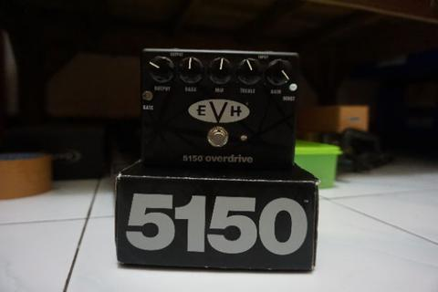 READY MXR EVH 5150 Overdrive Distortion