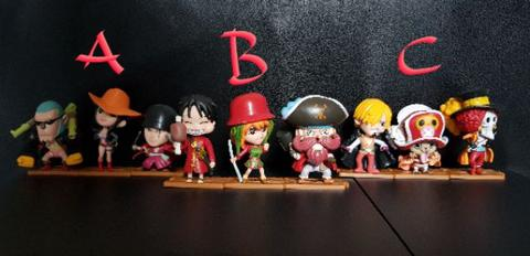 onepiece chibi red