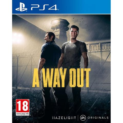 WTB PS4 A Way Out