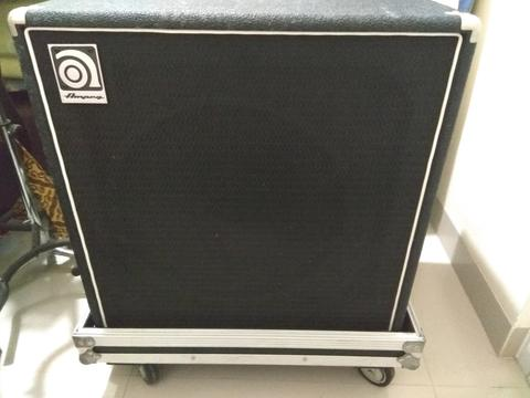 WTS Ampli Bass Ampeg BA115 Mint Condition Like New