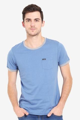 Famo Men Tshirt Blue