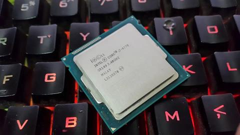 Intel Core i7-4770 Haswell Quad-Core 3.4 GHz LGA 1150