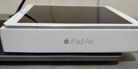Ipad Air 2 16GB Cell-Wifi Silver Ex Internasional
